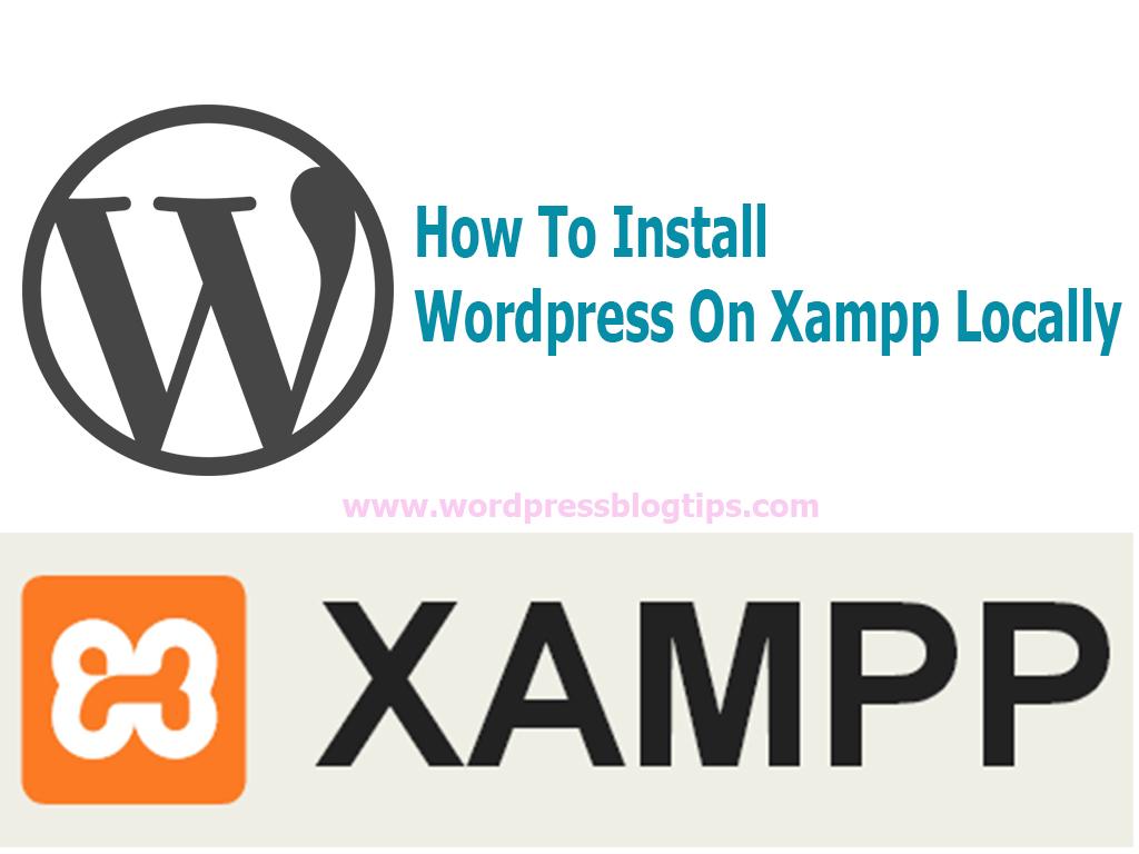 wordpress xampp installation Pictures