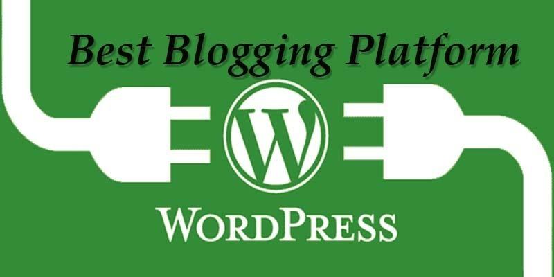 Wordpress Free best blogging sites and publishing platforms