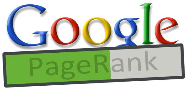New Google Page Rank Update List